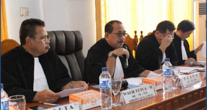 Sekretaris Kota Bitung Edison Huniang pimpin Sidang MP TP-TGR