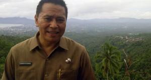 Pict: Tomohon Mayor, Jimmy Eman