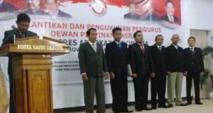 Pengurus KAI (Kongres Advokad Indonesia) Sulut siap membantu masyarakat mendapat keadilan.