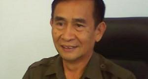Ketua Komisi I DPRD Sulut Drs Ferdinand Novi Mewengkang