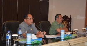 Masa Akhir Jabatan Gubernur dan Wagub, Sejumlah SKPD Nampak 'Pandang Enteng'.