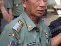 Walikota Bitung Hanny Sondakh.