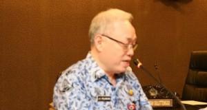 Drs John Palandung, MSi Asisten Pemerintah setda Pemprov Sulut