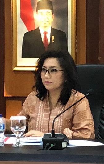 Ny Ir Rita Maya Dondokambey - Tamuntuan (Ketua TP PKK Sulut)
