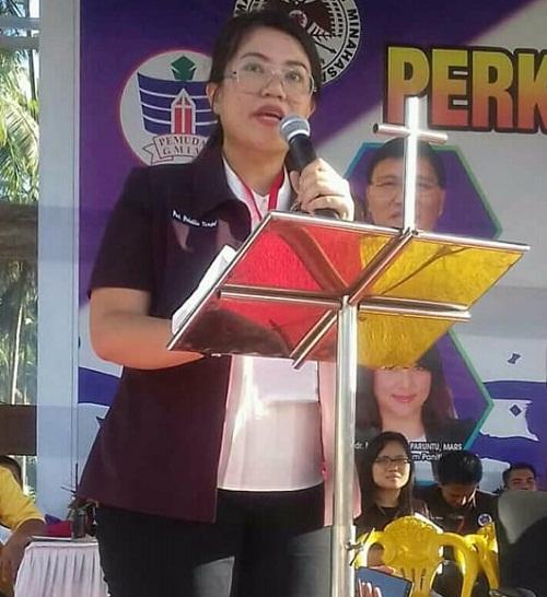Dr Ketua Pemuda Sinode GMIM