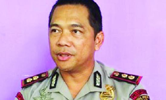 AKBP Pusung, Kapolres Minahasa