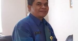 PATRICK ADLAY A. EKEL A.PTNH, MSI, Kepala Kantor ATR/BPN Kota Manado