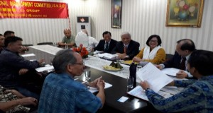 Pertemuan ISNDC dengan Pemkot Bitung, Jumat (15/02/2019)