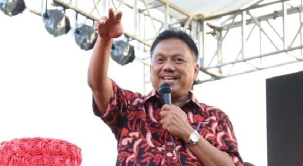 Olly DOndokambey SE, Gubernur Sulut