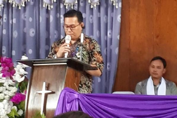 Plt Kadis Koperasi dan UKM Provinsi Sulut
