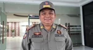 Evans Steven Liow, Kasat Pol-PP Provinsi Sulut