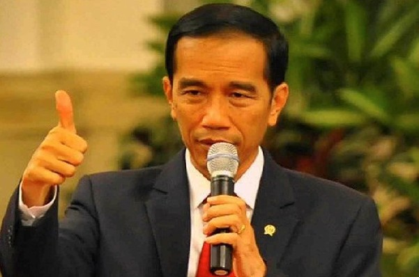 JOKO WIDODO, Presiden RI