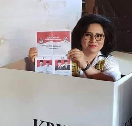 IR RITA MAYA DONDOKAMBEY TAMUNTUAN, First Lady Sulut