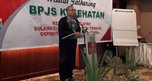 Dr ANURMAN HUDA MM AAK , Deputi Direksi BPJS Kesehatan Wilayah Sulawesi Utara, Sulawesi Tengah, Gorontalo, Maluku Utara, (Sulutenggomalut)