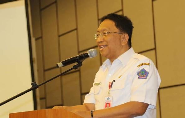 EDWIN SILANGEN, Sekretaris Daerah Provinsi Sulawesi Utara