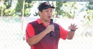 DRS STEVEN OE KANDOUW, Ketua Pengda Pengprov PELTI Sulut