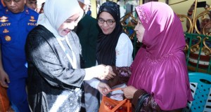 Wanita Selam Indonesia (WASI) menggelar doa bersama, dzikir, hingga santunan anak yatim di Masjid Al Firdaus