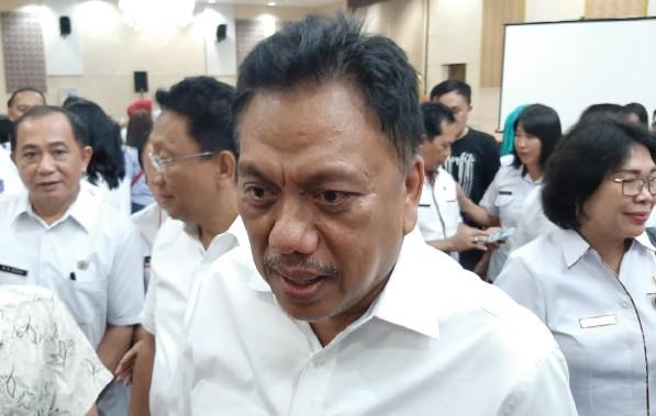 OLLY DONDOKAMBEY SE, Ketua DPD PDI Perjuangan Sulut