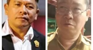 Denny Lolong dan Jossy Kawengian
