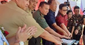 Groundbreaking RS Khusus Mata Pemprov Sulut, Senin (18/11/2019)