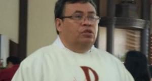 Supda MSC Sulkaltim dan Ketua Panitia Peringatan 100 Tahun MSC di Sulawesi Pastor Berty Tijow MSC