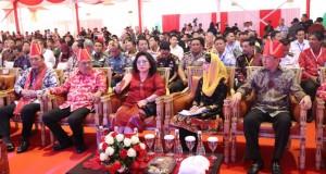 Ketua DPRD Sulut Andrea Angouw Hadiri Pembukaan AIS