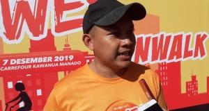 Yayan Firmansyah, Store GM Transmart Carrefour Kawanua Manado