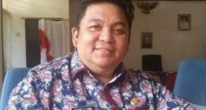 EVANS STEVEN LIOW, Kepala Badan Kesbangpol Daerah Provinsi Sulut