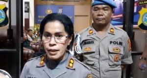 Kapolres Minut AKBP. Grace Rahakbau M.Si