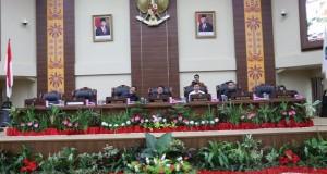 DPRD Sulut Gelar Rapat Paripurna Perdana Tahun 2020