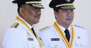 OLLY DONDOKAMBEY SE DAN DRS STEVEN OE KANDOUW (ODSK), Gubernur dan Wakil Gubernur Provinsi Sulawesi Utara