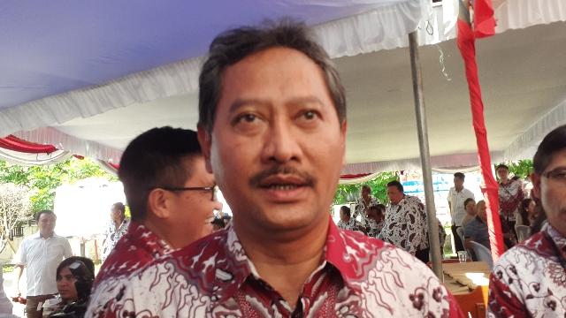 Direktur Jenderal Pelayanan Kesehatan Kemenkes RI dr Bambang Wibowo Sp.OG(K), MARS