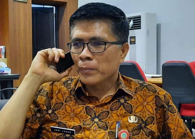 JANI N LUKAS SPI MSI, Kepala Dinas Perpustakaan dan Kearsipan Daerah Provinsi Sulut