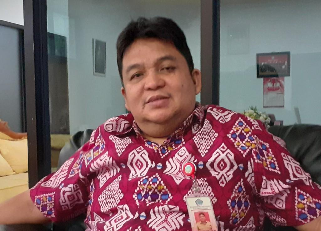 EVANS STEVEN LIOW S.SOS, Kepala Badan Kesbangpol Sulut