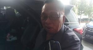 ROBBY DONDOKAMBEY, Ketua DPC PDI Perjuangan Minahasa