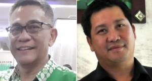Dr Rildo Ananda Anwar dan Drs Steven OE Kandouw