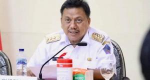 OLLY DONDOKAMBEY SE, Gubernur Provinsi Sulawesi Utara
