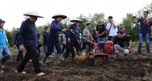 Ajakan Mari Ba Kobong dipraktekkan Walikota Manado dan Wawali bersama ASN dan masyarakat