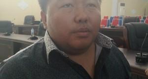 Denny Sompie Anggota DPRD Minut.