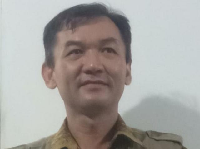 Jubir Gugus Tugas Covid-19 Kabupaten Minahasa Selatan dr Erwin Schouten