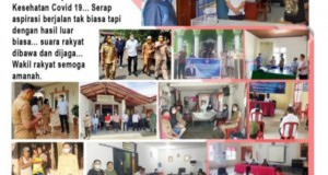 Beragam kegiatan para Wakil Rakyat di Masa Reses I di tengah pandemi Virus Corona