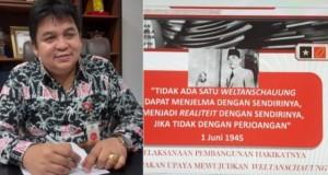 EVANS STEVEN LIOW SSOS, Kepala Badan Kesbangpol Daerah Provinsi Sulut