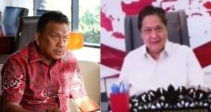 Gubernur Sulut dan Menko Perekonomian RI