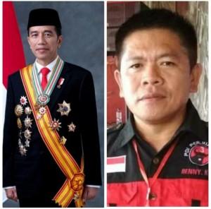 Ir. Joko Widodo & Denny Lolong