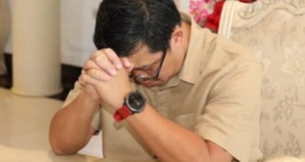 DRS STEVEN OE KANDOUW, Wakil Gubernur Sulut