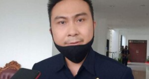 NICK ADICIPTA LOMBAN, Anggota Komisi II sekaligus Ketua Fraksi Partai NasDem DPRD Sulut