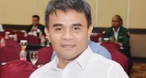 Harry Azhar Ketua Partai Bulan Bintang DPC Minahasa Utara.