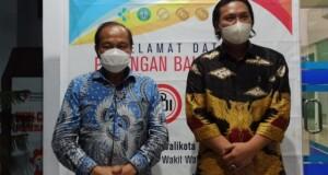 Bapaslon Walikota dan Wakil Walikota Bitung Maximiliaan Jonas Lomban dan Marthin Daniel Tumbelaka (MJL-MDT)