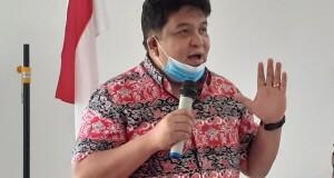 EVANS STEVEN LIOW S.SOS, Kepala Badan Kesbangpol Daerah Provinsi Sulut