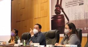 Sosialisi Tanpa Merusak Lingkungan,dihimbau agar Baliho dari bakal calon (balon) agar tidak dipaku dipohon.